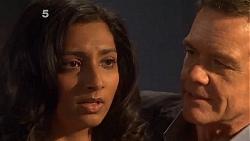 Priya Kapoor, Paul Robinson in Neighbours Episode 6505