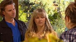 Lucas Fitzgerald, Georgia Brooks, Sonya Rebecchi in Neighbours Episode 6505