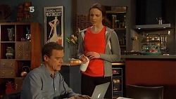 Paul Robinson, Kate Ramsay in Neighbours Episode 6505