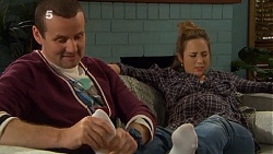 Toadie Rebecchi, Sonya Mitchell in Neighbours Episode 6505
