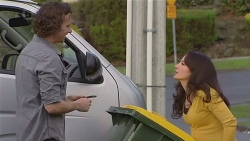 Lucas Fitzgerald, Vanessa Villante in Neighbours Episode 6506