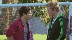 Aidan Foster, Andrew Robinson in Neighbours Episode 6506