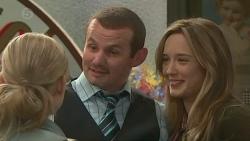 Georgia Brooks, Toadie Rebecchi, Sonya Rebecchi in Neighbours Episode 6506