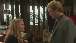 Natasha Williams, Andrew Robinson in Neighbours Episode 6507