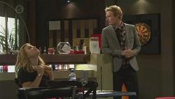 Natasha Williams, Andrew Robinson in Neighbours Episode 6508