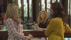 Georgia Brooks, Natasha Williams, Kate Ramsay in Neighbours Episode 6508
