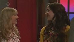 Georgia Brooks, Kate Ramsay in Neighbours Episode 6508