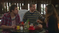 Kyle Canning, Toadie Rebecchi, Jade Mitchell in Neighbours Episode 6509