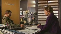 Bradley Fox, Susan Kennedy in Neighbours Episode 6509