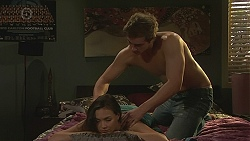 Jade Mitchell, Kyle Canning in Neighbours Episode 6509