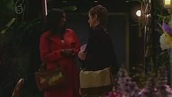 Priya Kapoor, Susan Kennedy in Neighbours Episode 6509