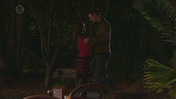 Summer Hoyland, Bradley Fox in Neighbours Episode 6509