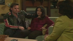 Lucas Fitzgerald, Vanessa Villante, Francesca Villante in Neighbours Episode 6511