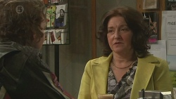 Lucas Fitzgerald, Francesca Villante in Neighbours Episode 6511