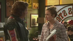 Lucas Fitzgerald, Sonya Mitchell in Neighbours Episode 6511