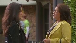 Vanessa Villante, Francesca Villante in Neighbours Episode 6511