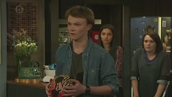 Harley Canning, Rani Kapoor, Sophie Ramsay in Neighbours Episode 6511