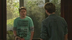 Callum Rebecchi, Harley Canning in Neighbours Episode 6511
