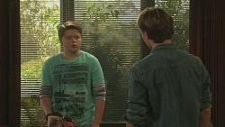 Callum Jones, Harley Canning in Neighbours Episode 6511