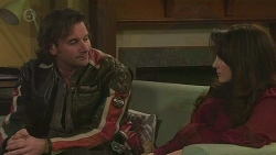 Lucas Fitzgerald, Vanessa Villante in Neighbours Episode 6512