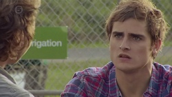 Lucas Fitzgerald, Kyle Canning in Neighbours Episode 6512