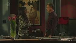 Priya Kapoor, Paul Robinson in Neighbours Episode 6512