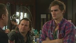 Paul Robinson, Lucas Fitzgerald, Kyle Canning in Neighbours Episode 6512