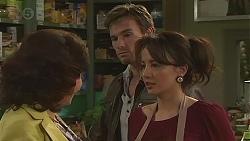 Francesca Villante, Rhys Lawson, Vanessa Villante in Neighbours Episode 6512
