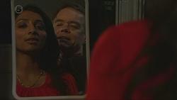 Priya Kapoor, Paul Robinson in Neighbours Episode 6513