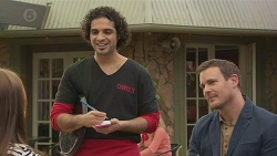 Pierce McCain, Bradley Fox in Neighbours Episode 6514