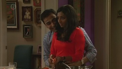 Ajay Kapoor, Priya Kapoor in Neighbours Episode 6514