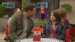 Bradley Fox, Susan Kennedy, Summer Hoyland in Neighbours Episode 6515