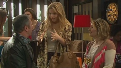 Karl Kennedy, Natasha Williams, Olivia Bell in Neighbours Episode 6516