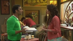 Ajay Kapoor, Kate Ramsay in Neighbours Episode 6516