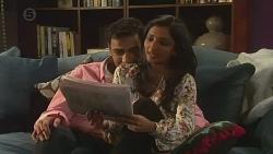 Ajay Kapoor, Priya Kapoor in Neighbours Episode 6518