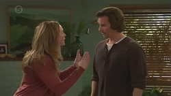 Sonya Mitchell, Lucas Fitzgerald in Neighbours Episode 6518