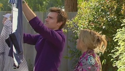 Rhys Lawson, Natasha Williams in Neighbours Episode 6518