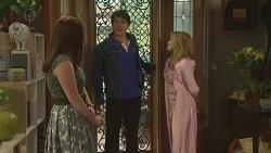 Summer Hoyland, Aidan Foster, Natasha Williams in Neighbours Episode 6519