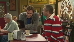 Rhys Lawson, Karl Kennedy in Neighbours Episode 6521