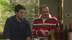 Chris Pappas, Karl Kennedy in Neighbours Episode 6521