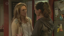 Sonya Rebecchi, Jade Mitchell in Neighbours Episode 6521
