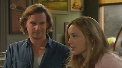 Lucas Fitzgerald, Sonya Mitchell in Neighbours Episode 6522