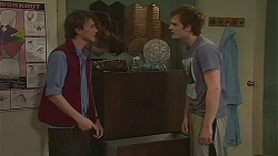 Harley Canning, Kyle Canning in Neighbours Episode 6522