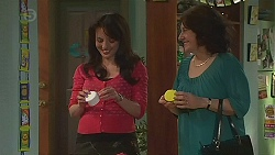 Vanessa Villante, Francesca Villante in Neighbours Episode 6522