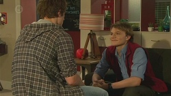 Kyle Canning, Harley Canning in Neighbours Episode 6522