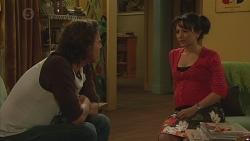 Lucas Fitzgerald, Vanessa Villante in Neighbours Episode 6523