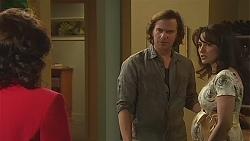 Francesca Villante, Lucas Fitzgerald, Vanessa Villante in Neighbours Episode 6524