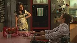 Vanessa Villante, Rhys Lawson in Neighbours Episode 6524