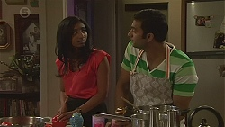 Priya Kapoor, Ajay Kapoor in Neighbours Episode 6525
