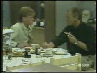 Scott Robinson, Jim Robinson in Neighbours Episode 0211
